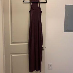 Lululemon long tank dress